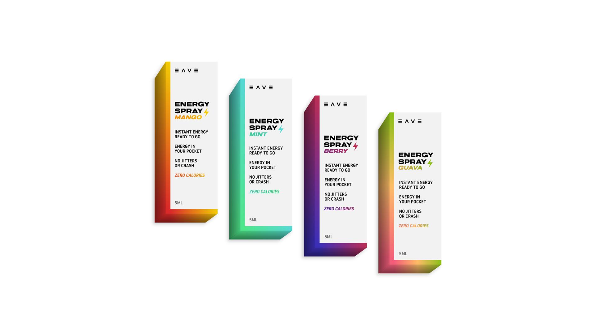 Energy Spray